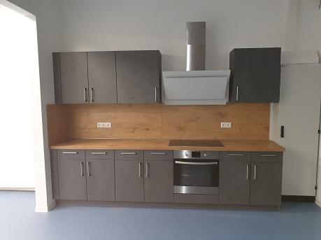weitere Küchenzeile der neuen Schulküche©Förderverein Grundschule am Bach