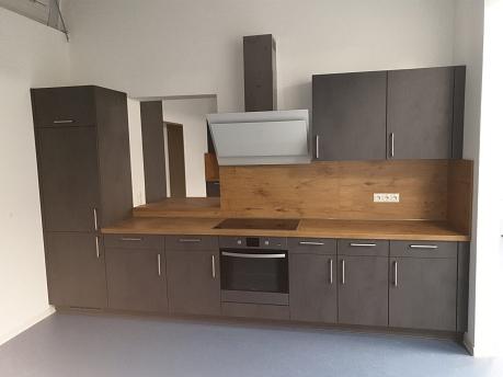 3. Küchenzeile der neuen Schulküche©Förderverein Grundschule am Bach