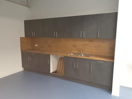 4. Küchenzeile der neuen Schulküche©Förderverein der Grundschule am Bach