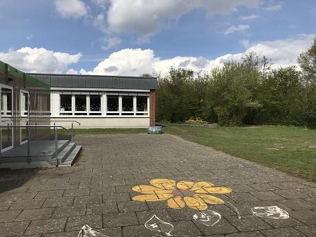Schulhof Ganztag©Grundschule am Bach